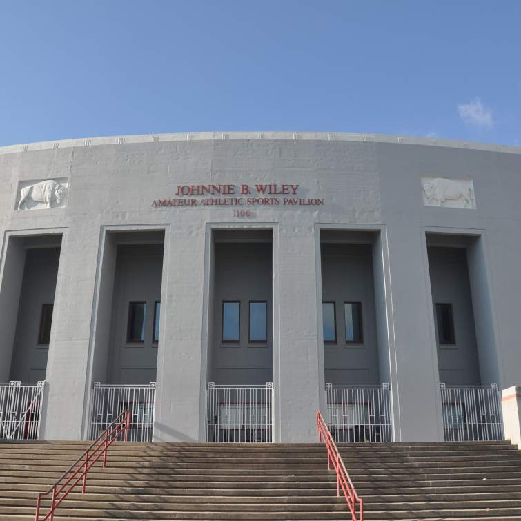 Johnnie B. Wiley Sports Pavilion Renovations