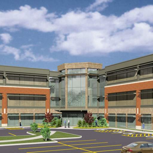 2410 North Forest Office Building - Engineering Services & Energy Modeling