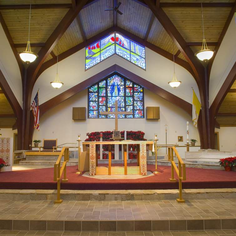St. Gabriel Church Sanctuary Addition & Renovations