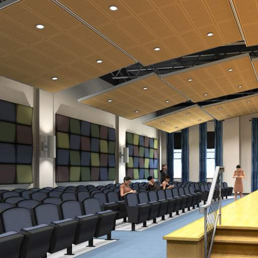 Recital Hall Renovations