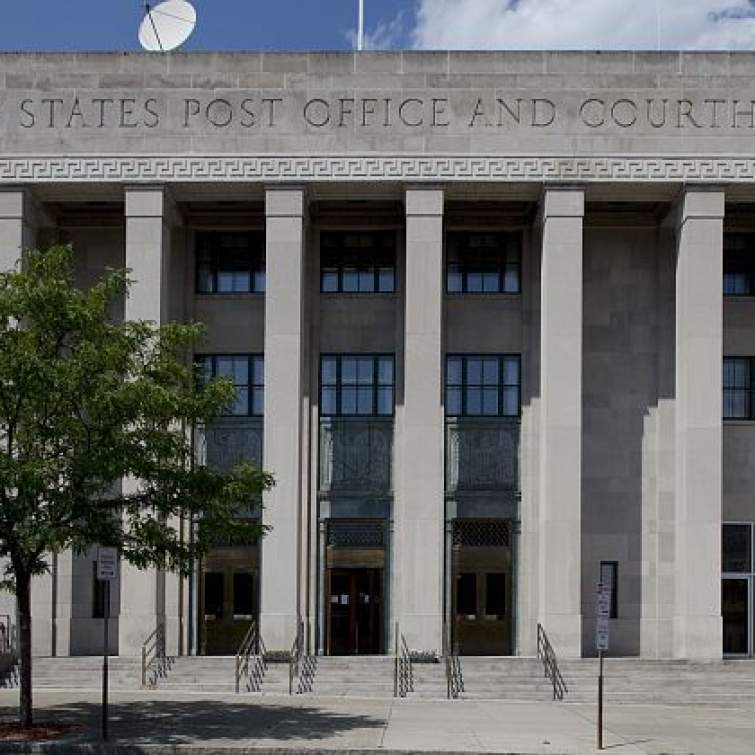 Binghamton Federal Building and U.S. Courthouse