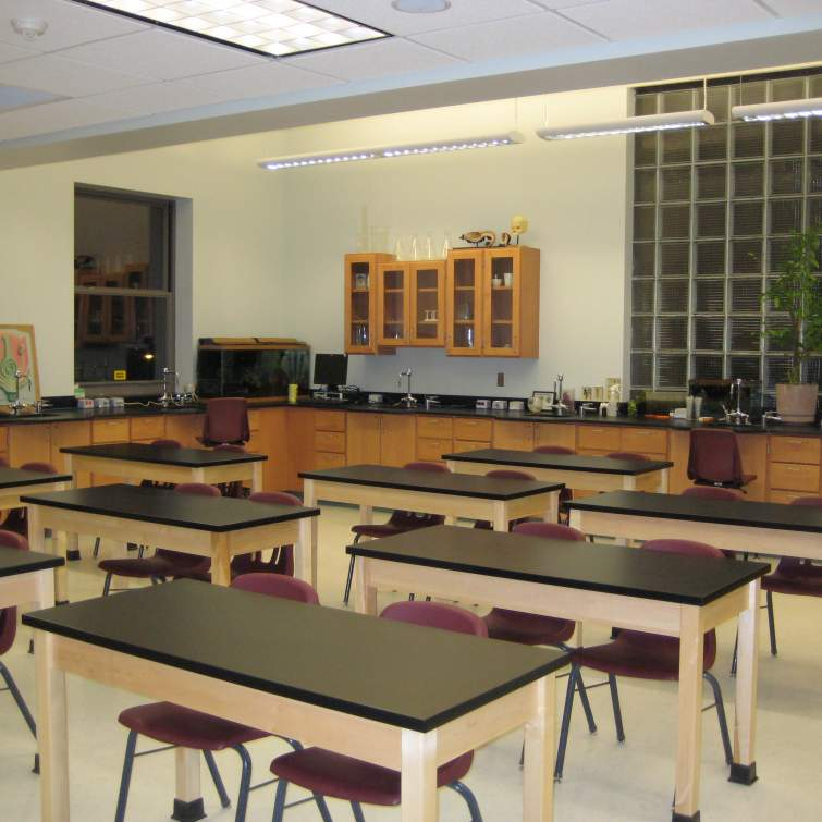 New Science Labs and Classrooms